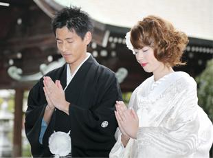 米子で叶える神前挙式のイメージ
